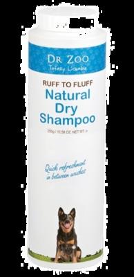 Dr Zoo Ruff to Fluff Dry Shampoo 270g