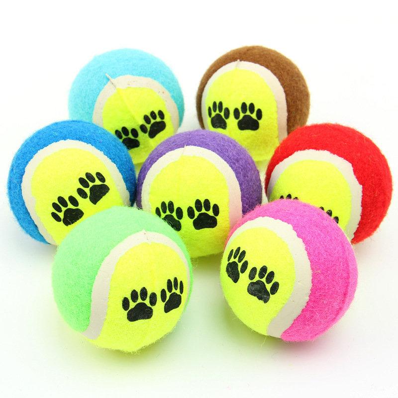 Small Dog Tennis Balls
