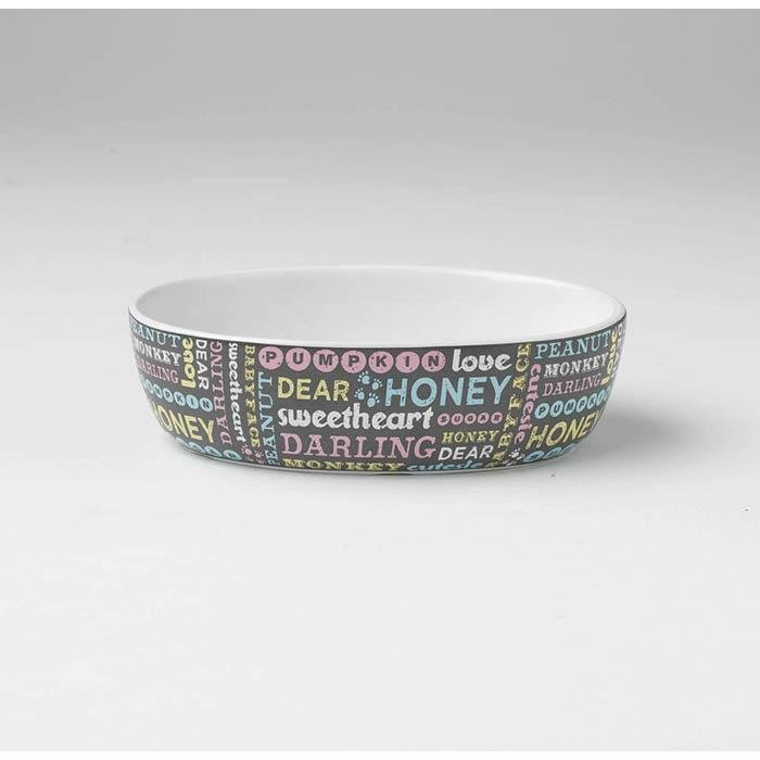 Pet Bowl Oval