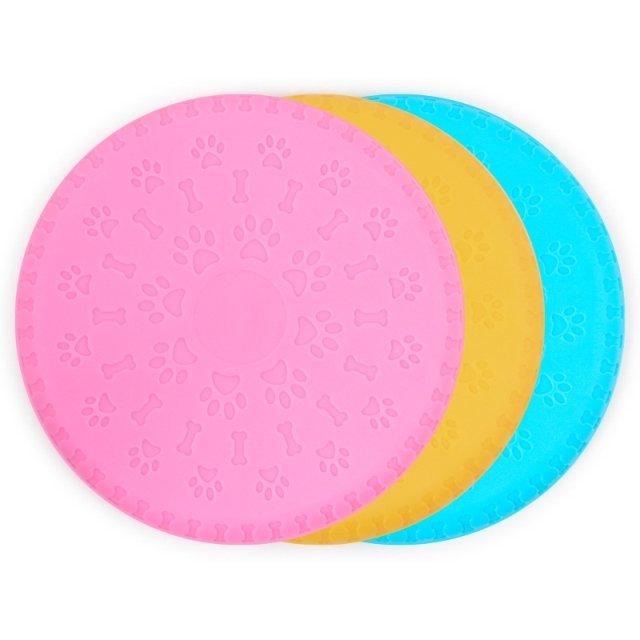 dog Frisbee colours