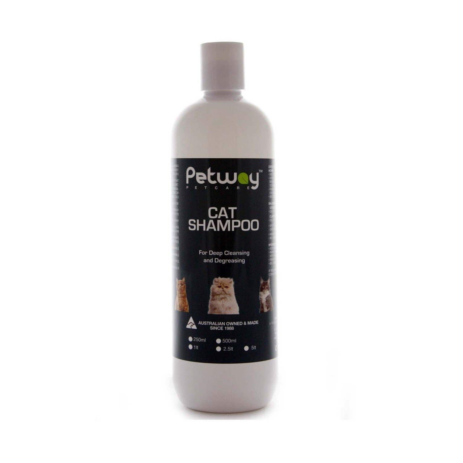 Cat Shampoo - Petway Petcare 250ml