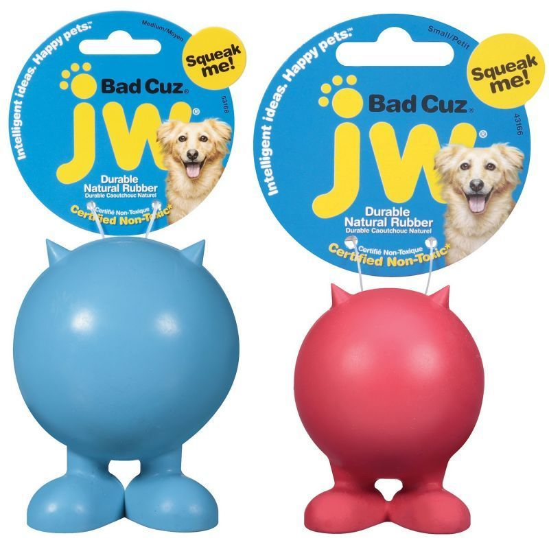 JW Bad CUZ Small dog toy 00307