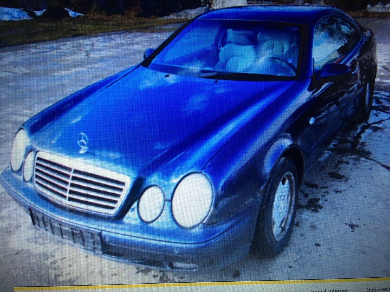 Mercedes CLK 200 Teile