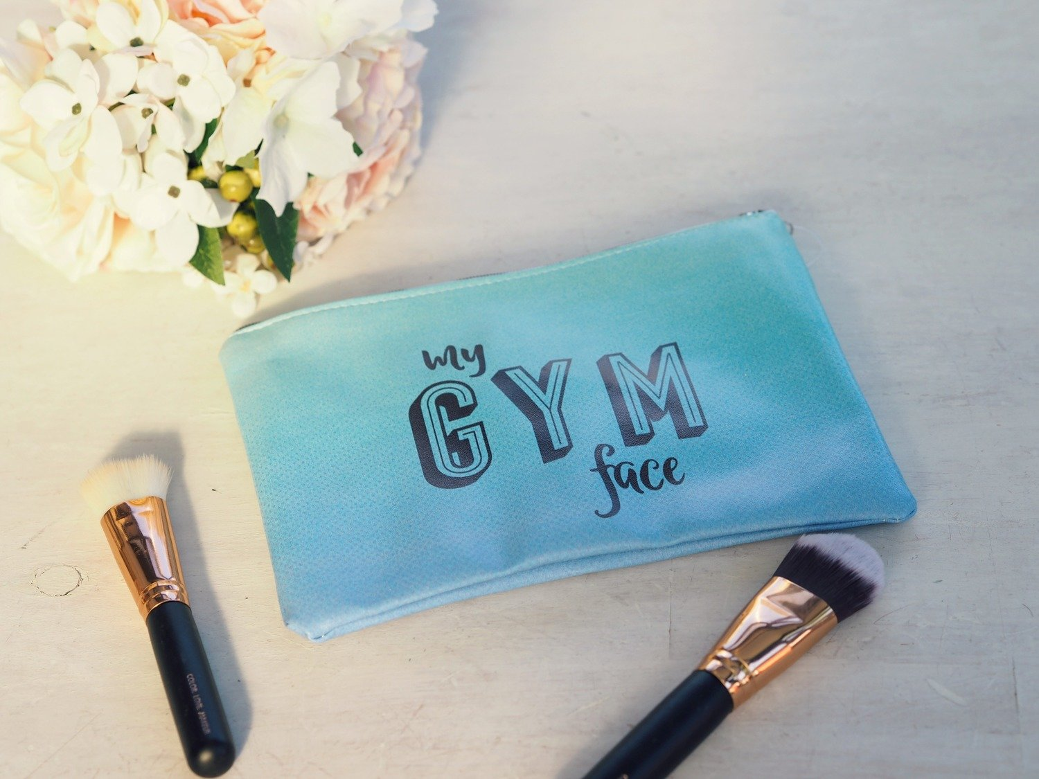 My Gym Face Medium Makeup Bag