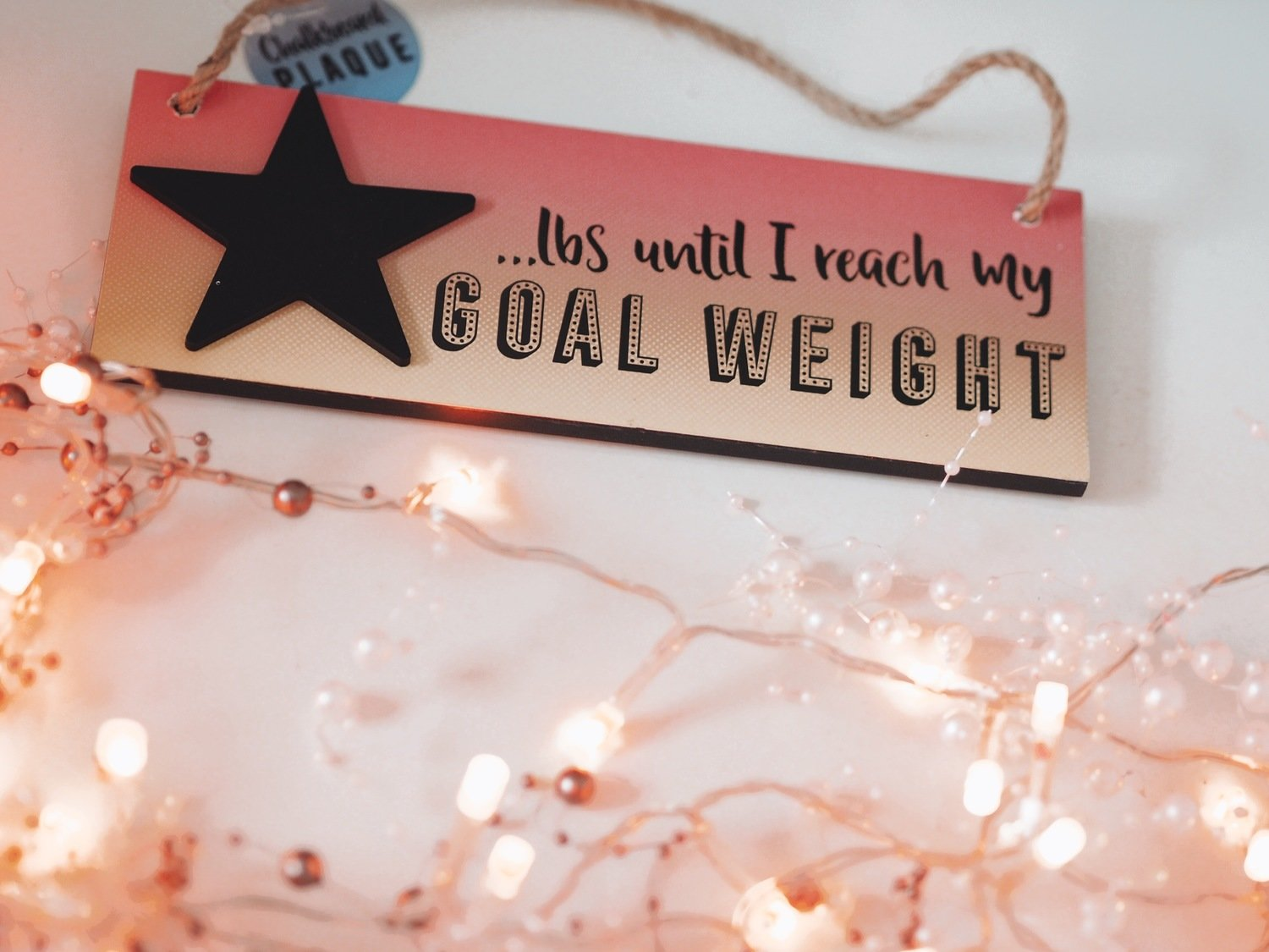 Weight Plaque