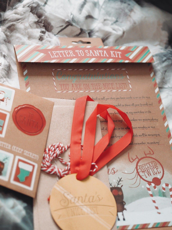 Letter To Santa Kit