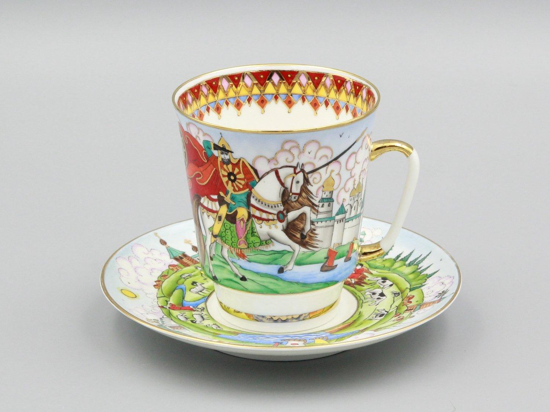 """Кофейная пара """"Три богатыря"""""""