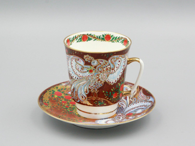 """Кофейная пара """"Жар-птица"""""""
