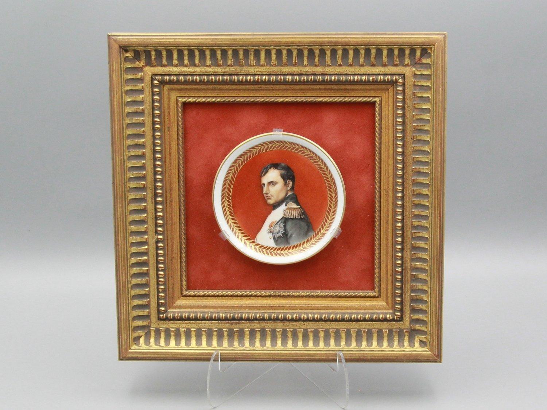 """Декоративная тарелка """"Наполеон"""""""