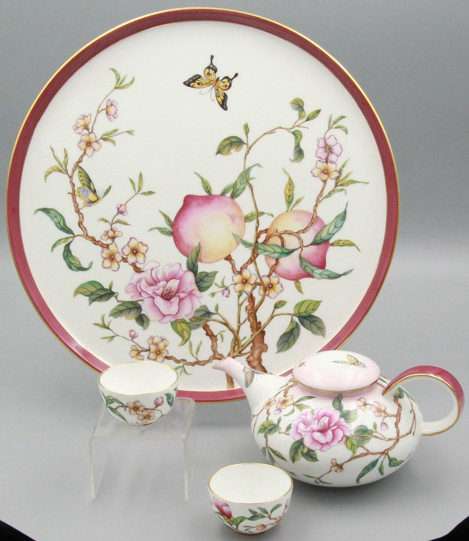 """Чайный сервиз """"Восточный сад"""""""