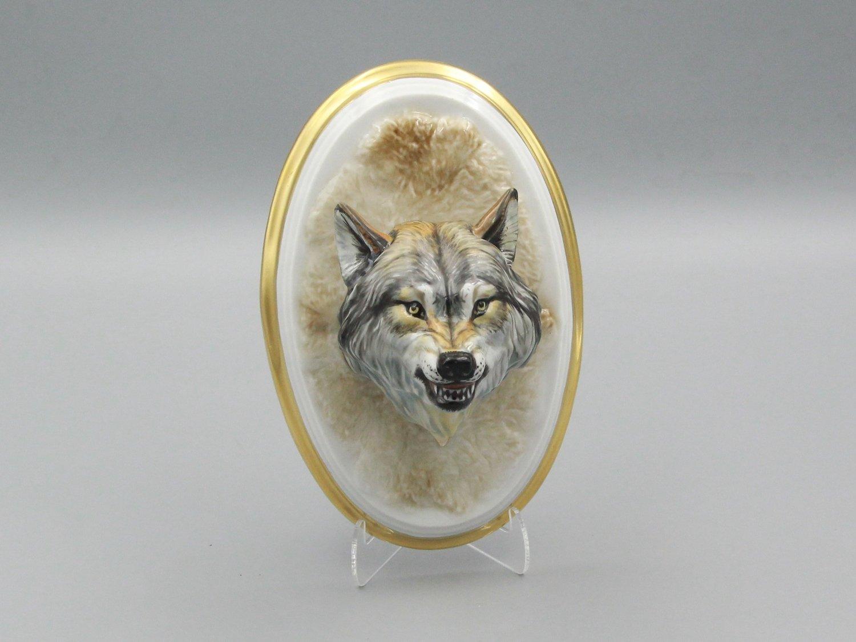 """Фигурка """"Голова волка"""""""