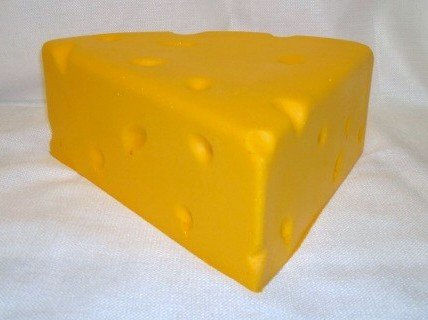 Classic Wisconsin Cheese Head - Adult 00005