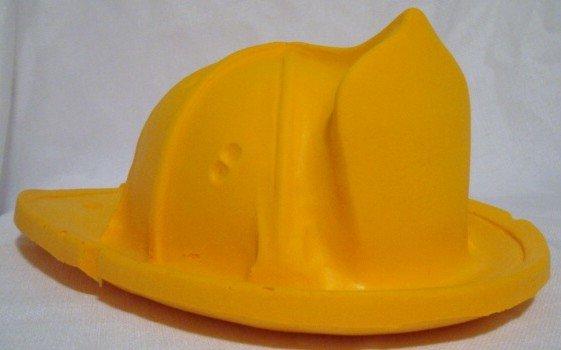 Wisconsin Cheese Head Fireman Hat 00011