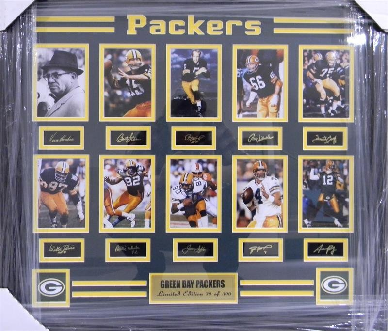 10 Legends of Lambeau