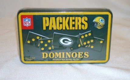 Green Bay Packers Dominoes 00024