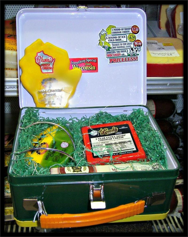 The Lombardi Lunch Box