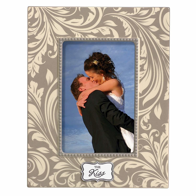 """The Kiss"" Photo Frame"