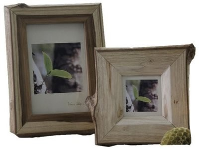 Vance Kitira Teak Wood Frames