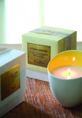 Natural Essence Soy Candle by Vance Kitira