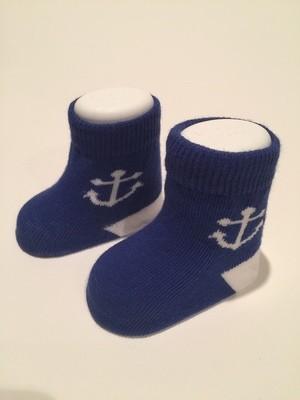 Ahoy Matey! Single Pair of Socks