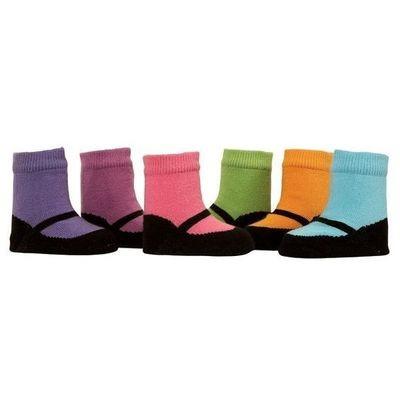 Little Miss Marys Socks, Set of 6