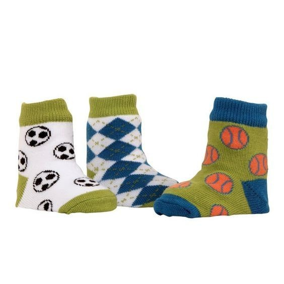 Jr Varsity's, Set of 3 Socks