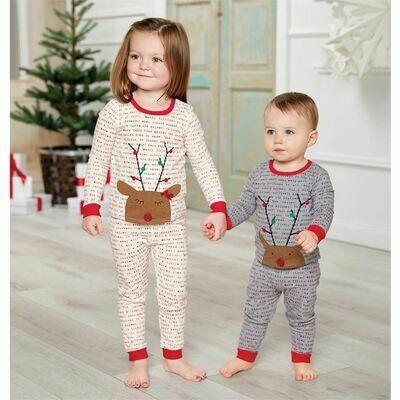 Rudolph Christmas Jammies