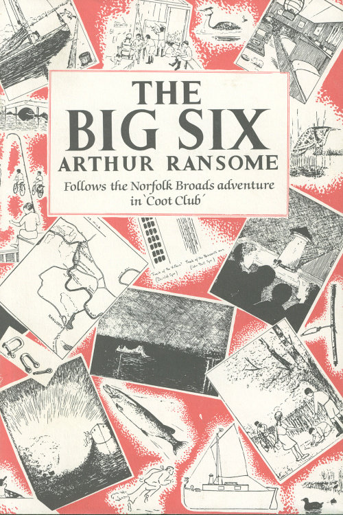 The Big Six (Jonathan Cape) RH-JC-BS-1699