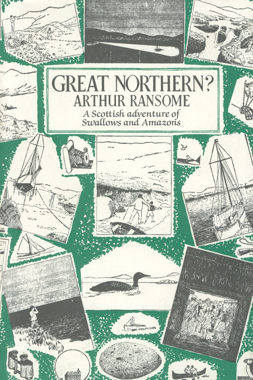 Great Northern? (Jonathan Cape) JC-GN