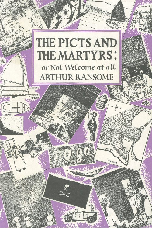 The Picts and the Martyrs (Jonathan Cape) JC-PM