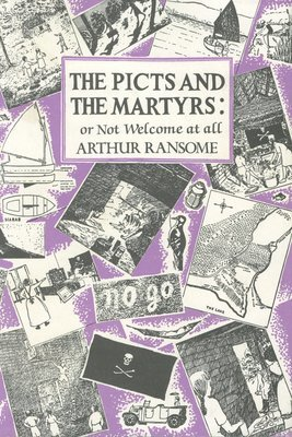 The Picts and the Martyrs (Jonathan Cape)