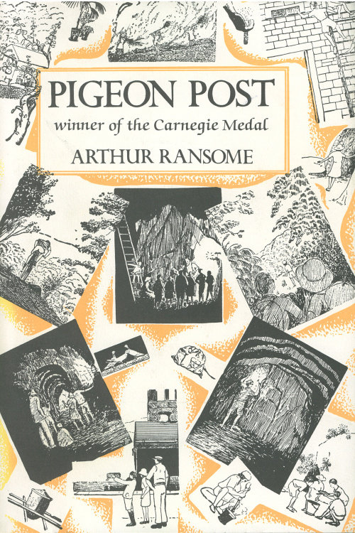 Pigeon Post (Jonathan Cape) JC-PP