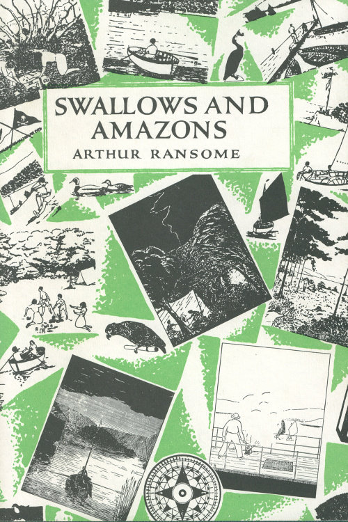 Swallows and Amazons (Jonathan Cape) JC-SA