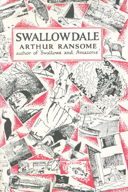 Swallowdale (Jonathan Cape) JC-SD