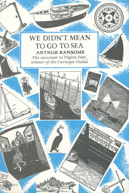 We Didn't Mean to Go to Sea (Jonathan Cape) RH-JC-WD-1699