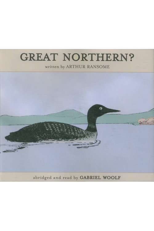Great Northern? (Audiobook) GW-GN