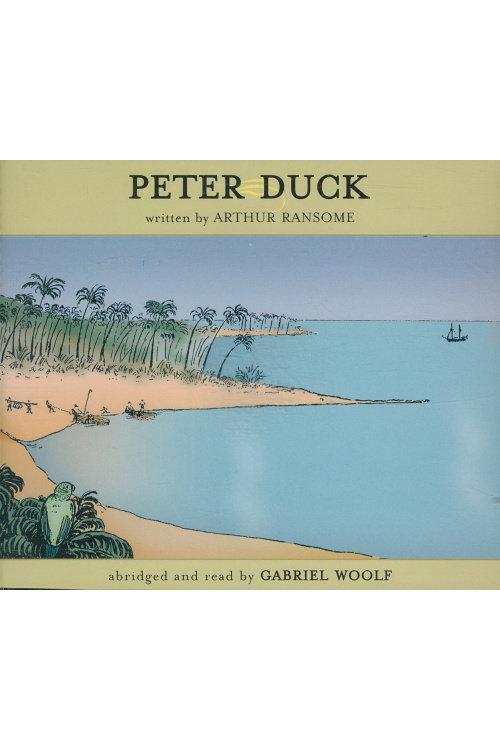 Peter Duck (Audiobook) GW-PD