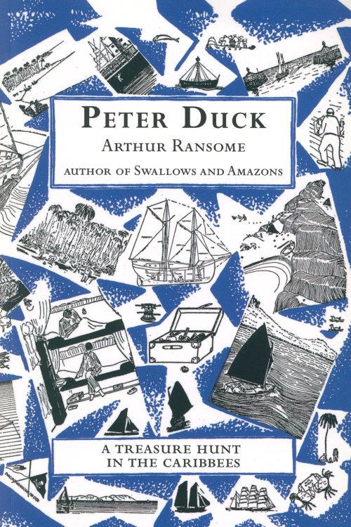 Peter Duck (Red Fox) RF-PD