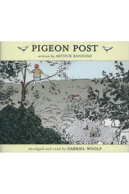 Pigeon Post (Audiobook) GW-PP