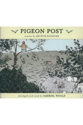 Pigeon Post (Audiobook)