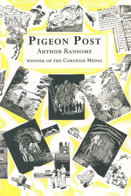 Pigeon Post (Red Fox) RF-PP