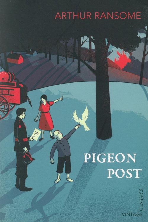 Pigeon Post (Vintage Children's Classics) V-PP