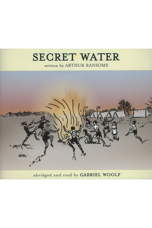 Secret Water (Audiobook) GW-SW