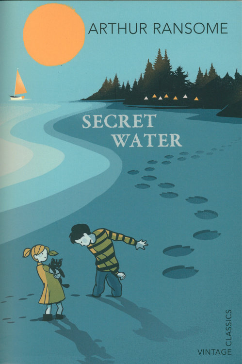 Secret Water (Vintage Children's Classics) V-SW