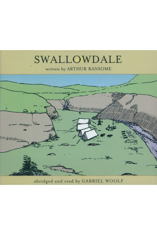 Swallowdale (Audiobook) GW-SD