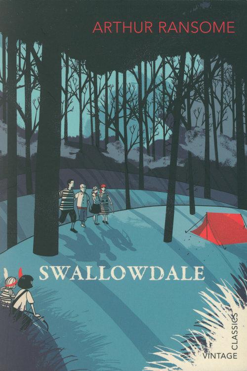 Swallowdale (Vintage Children's Classics) V-SD