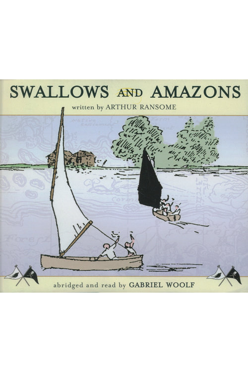 Swallows and Amazons (Audiobook) GW-SA