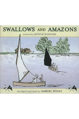 Swallows and Amazons (Audiobook)