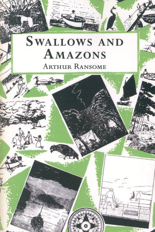 Swallows and Amazons (Red Fox) RF-SA