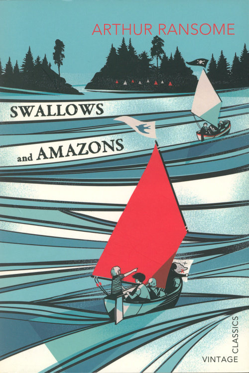 Swallows and Amazons (Vintage Children's Classics) V-SA